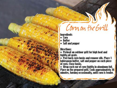How to cook corn on the cob in foil