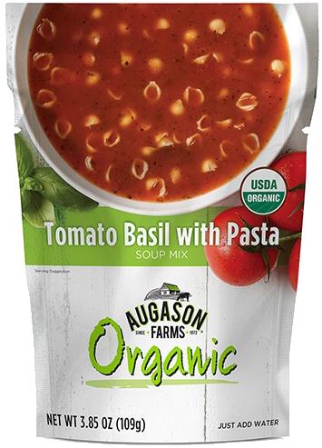 Tomato Basil with Pasta
