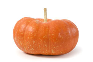 Pumpkin - Clipping Path