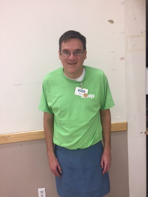 Maceys maceys spotlight cj linford if youve shopped at our spanish fork location youve probably seen cj linford greeting each guest with a smile cj is one of our front end courtesy clerks m4hsunfo