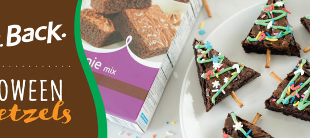 Bringing Baking Back Food Club Christmas Tree Brownies