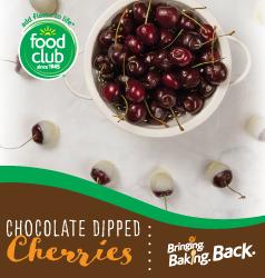 Bringing Baking Back Food Club Chocolate Covered Cherries