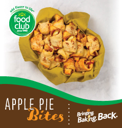 Food Club Apple Pie Bites