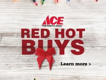ACE red Hot Buys