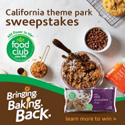 Bringing Baking Back Sweepstakes