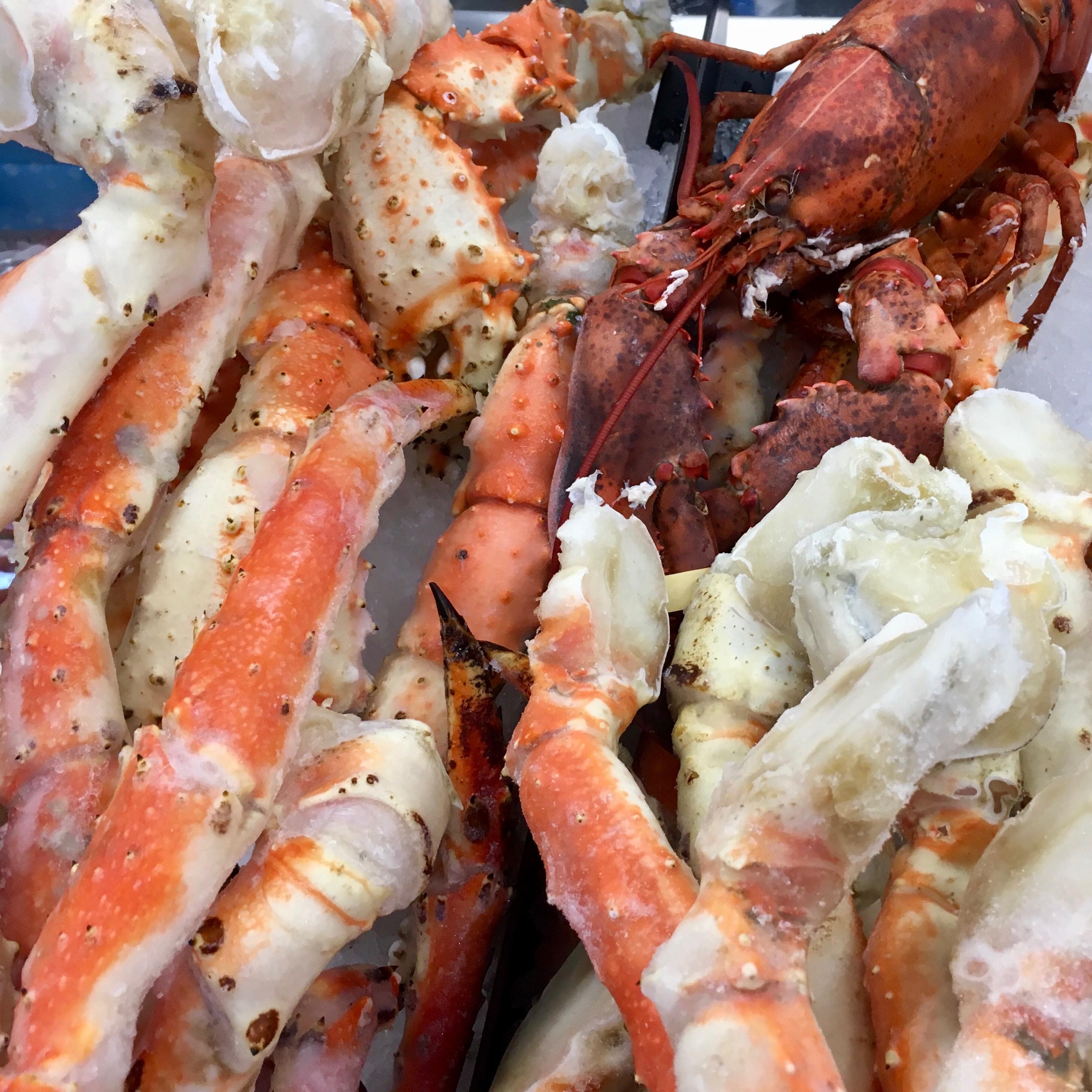 Fresh Crab Legs
