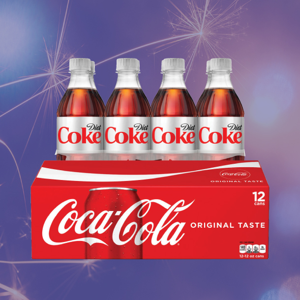 Coca-cola products