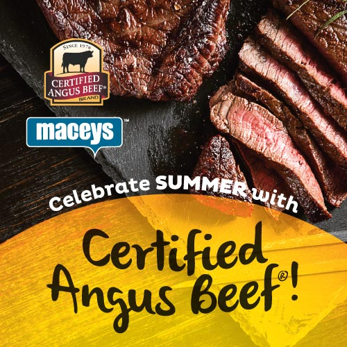 Celebrate Summer with Certified Angus Beef