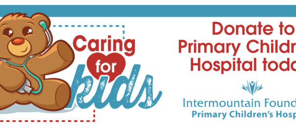caring for kids donation drive for primary childrens hospital