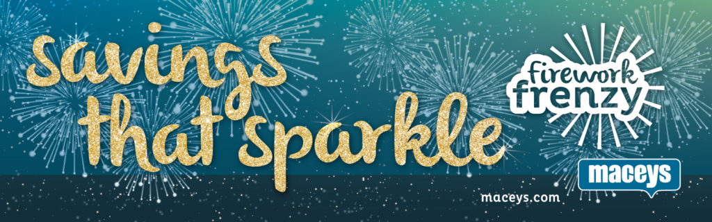 savings that sparkle! firework frenzy with macey's