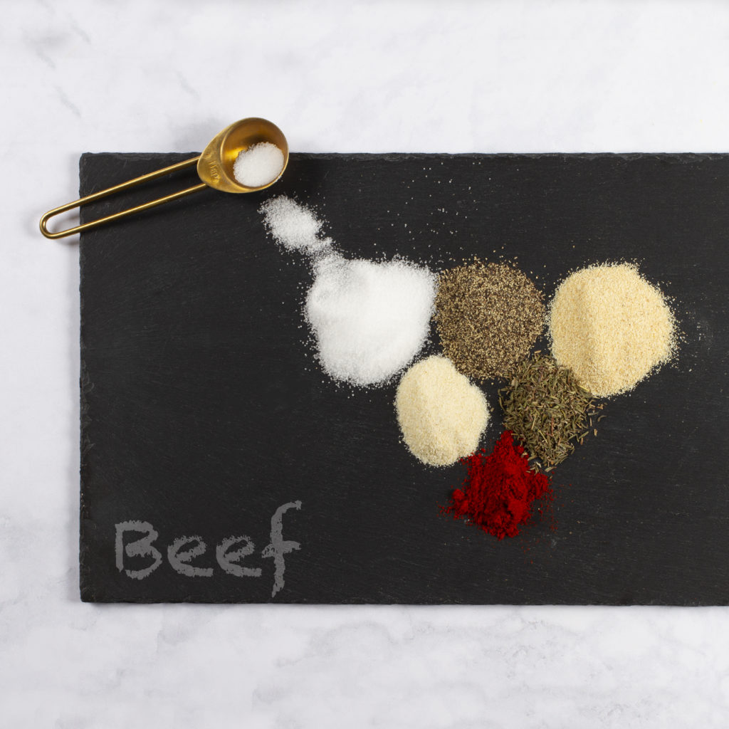 Beef spice mix