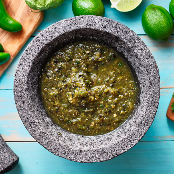 Hatch Chile green sauce