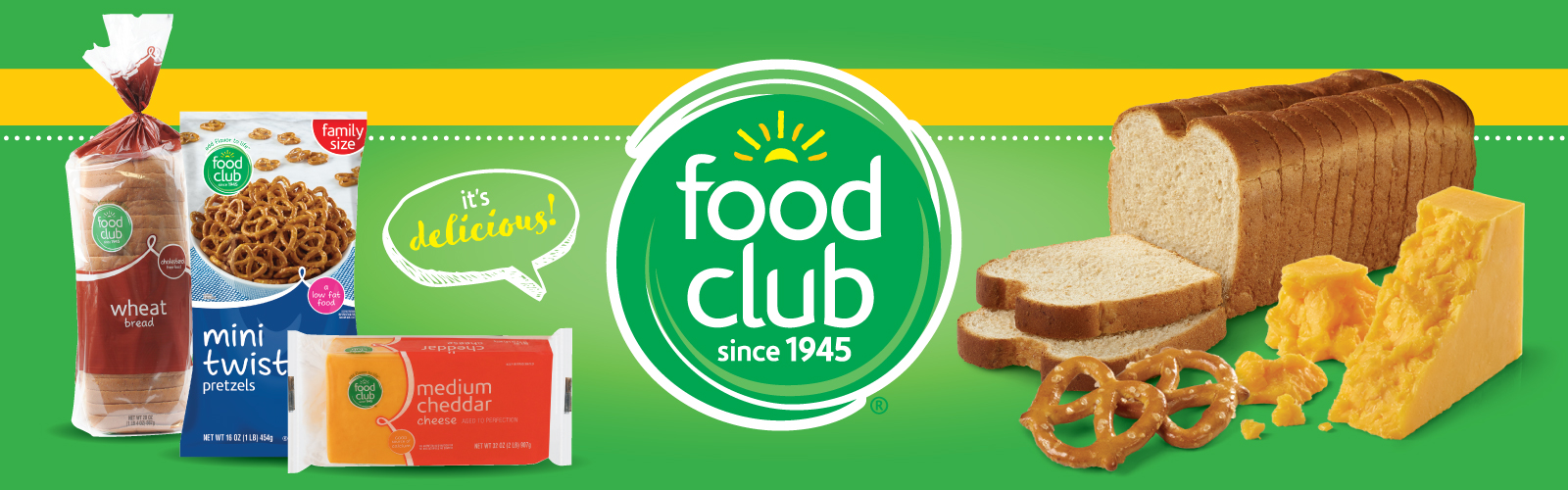 Food Club® – The Name You Can Trust