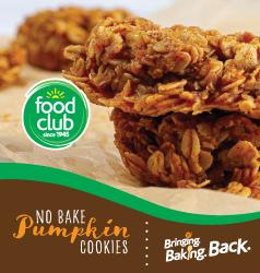 no bake pumpking cookies