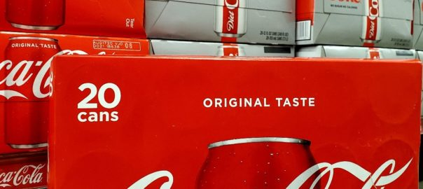Coca-Cola 20 pack