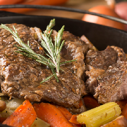 One-Pot Pot Roast