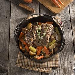 One-Pot Pot Roast