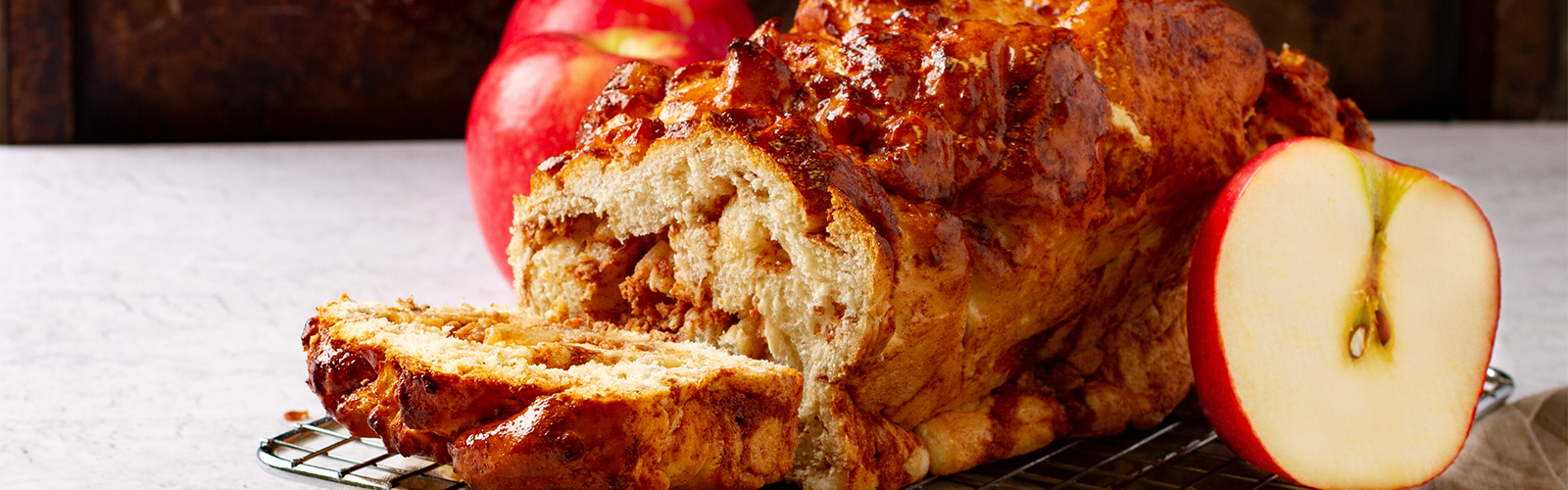 Apple Fritter French Toast Recipe