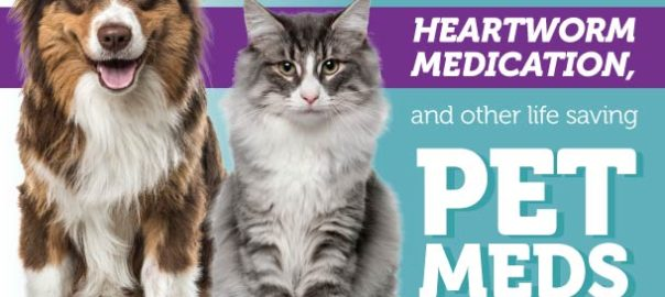 Get your Pet Meds at our Pharmacy