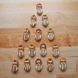 Peanut Butter Cookie Referees