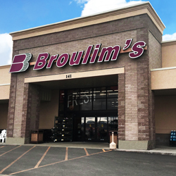 Broulim's Afton Location Store Front