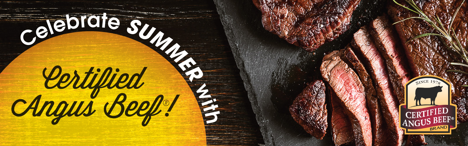 Summer Grilling with Certified Angus Beef®