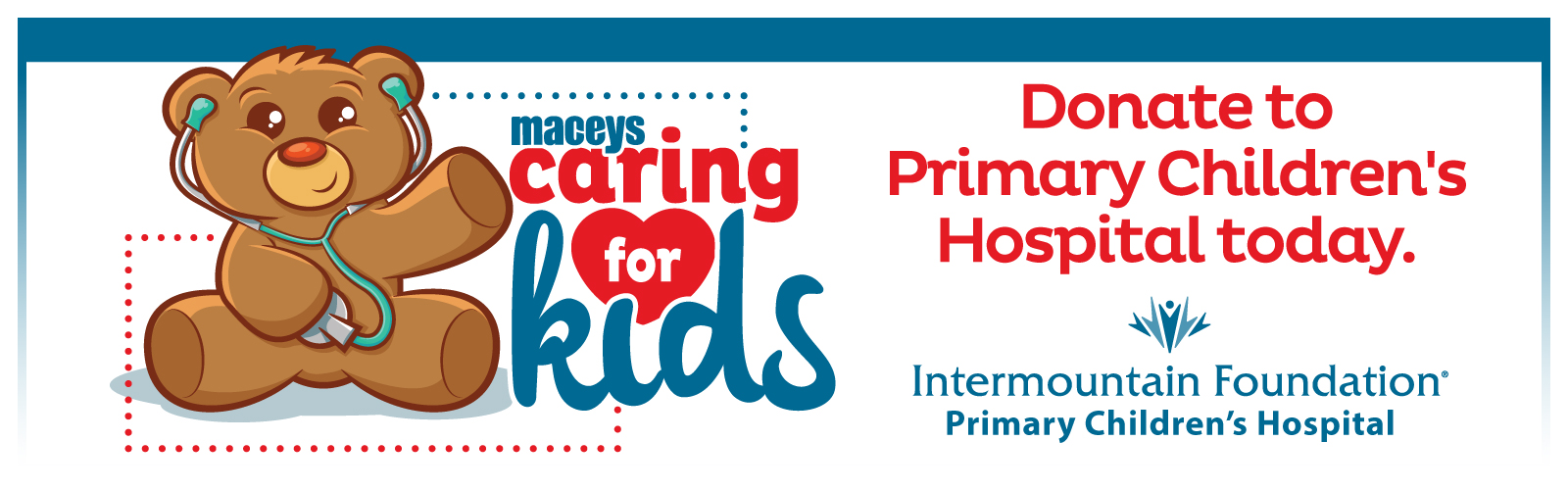 Caring For Kids Drive