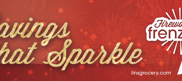 savings that sparkle!