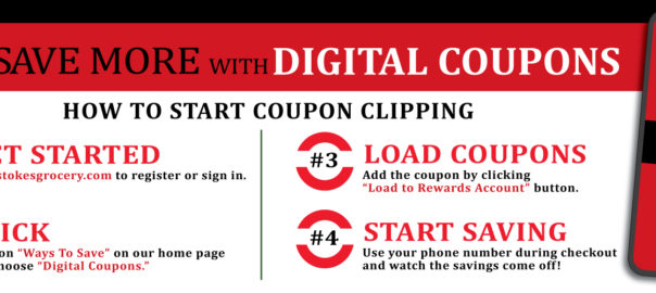 stokes digital coupons instructions