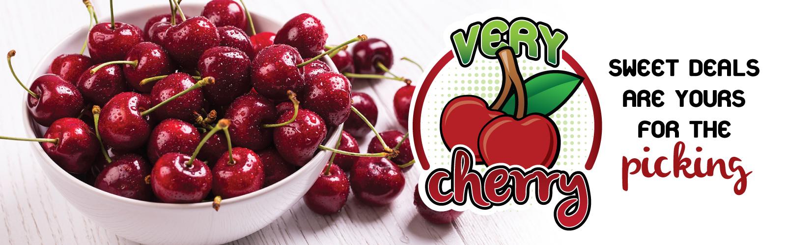 Very Cherry Savings!