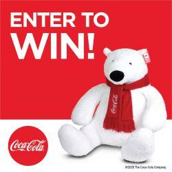 Coca-Cola Bear Giveaway