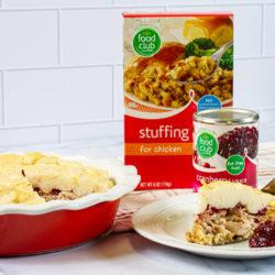Food Club® Thanksgiving Leftover Pie