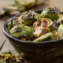 Brussel Sprout Bake