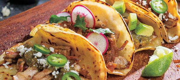 instant pot pork carnitas tacos
