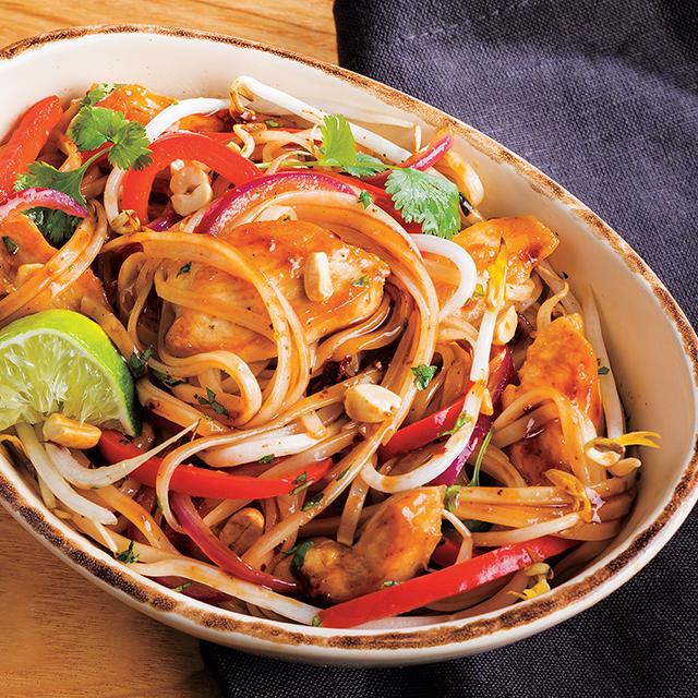 Instant Pot® Chicken Pad Thai