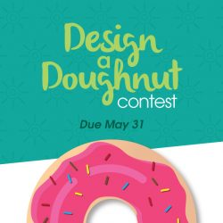 Design a Doughnut Contest