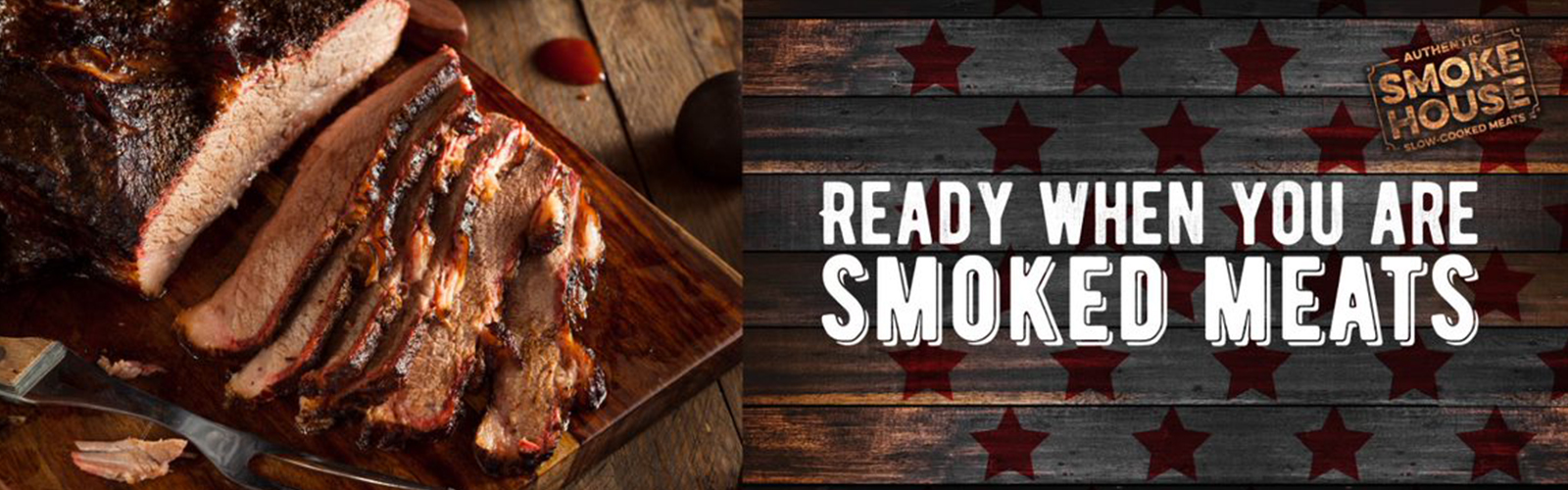 Ready When You Are Smoked Meats