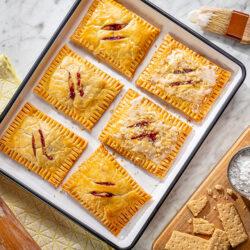 Peanut Butter & Jelly Breakfast Tarts