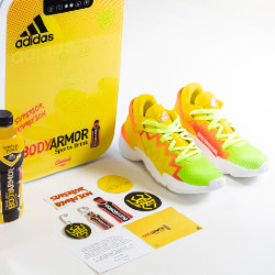 Donovan Mitchell Shoe Giveaway