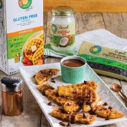 Gluten-Free Churro Waffle