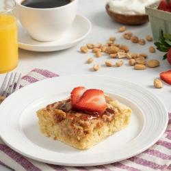 PB & J Pancake Bake