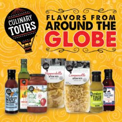 Flavors from Around the Globe