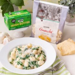 Culinary Tours Parmesan Spinach Gnocchi
