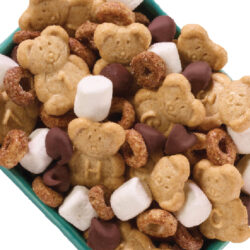 Beary Sweet S'mores Snack Mix